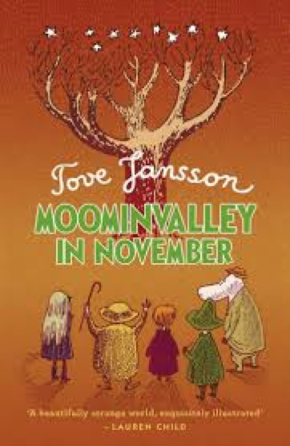 Moomin Valley in November: A book review
