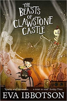 My Summer Book: The Beasts of Clawstone Castle