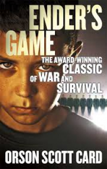Who will save us against the aliens? Book review of Ender's Game