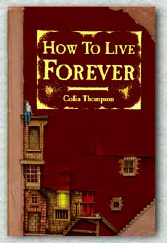 How to Live Forever.(book review)
