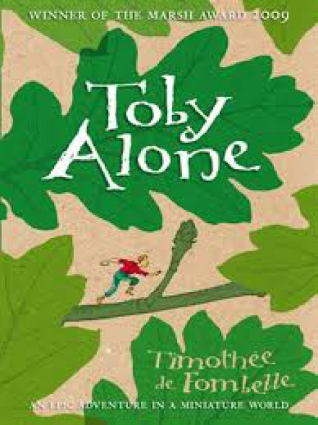Book review: Toby Alone