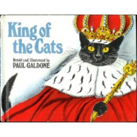 "John Jacobs ""The King of the Cats"" A ghost story"