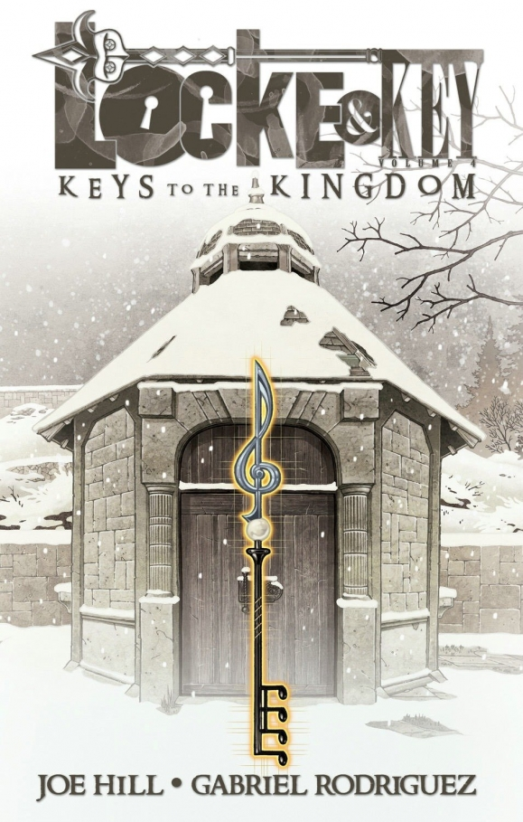 Dying to Read: Locke and Key